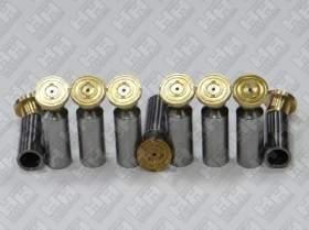 Комплект поршней (9шт.) для гусеничный экскаватор HYUNDAI R320LC-9 (XJBN-00681, XJBN-01385, XJBN-01382)