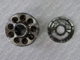Блок поршней c распределительной плитой для гусеничный экскаватор KOMATSU HB215LC (708-2L-07210, 708-2L-06470, 708-2L-07220, 708-2L-06480)